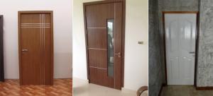 รูปแบบประตูไม้